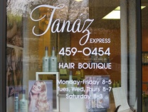 A photo of Tanaz Hair Boutique Downtown