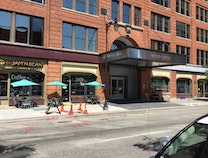 A photo of Homewood Suites by Hilton Grand Rapids Downtown & Jam'n Bean Coffee Company at the Waters Center