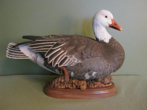 Dick frye decoy carver