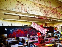 A photo of Education Abandoned