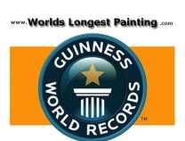 Photo of World's Longest Painting: The Transcendental