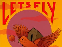 Photo of The BOB Mural 8 - Let's Fly