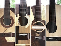 Photo of Strings of Joy: the cubist series